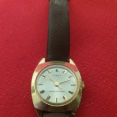 Relojes de pulsera: ANTIGUO RELOJ CUERDA TIMEX. Lote 244021445
