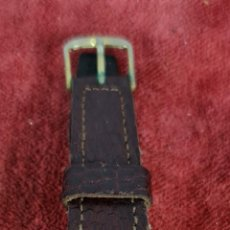 Relojes de pulsera: RELOJ DE PULSERA TISSOT. CUARZO. CAJA DE METAL DORADO. CIRCA 1960.. Lote 244022820