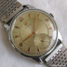 Relojes de pulsera: RELOJ DE CABALLERO CARGA MANULA CYMA FLEX. Lote 244703975