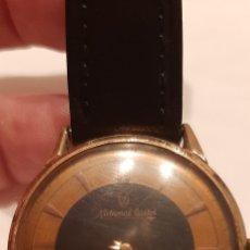 Relojes de pulsera: NATIONAL WATCH HOMBRE. Lote 244713215