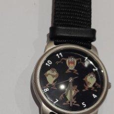 Relojes de pulsera: RELOJ WARNER BROS. TM & CO. 1998 FUNCIONANDO PILA RECIÉN CAMBIADA.. Lote 244725790