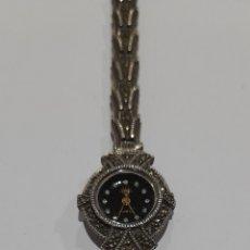 Relojes de pulsera: RELOJ DE PLATA 925 DIAMONT PUNZONADO. VER FOTOS Y DESCRIPCIÓN.. Lote 244740655