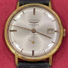 Relojes de pulsera: RELOJ DE PULSERA DE CARGA MANUAL, DUWARD. Lote 244834505
