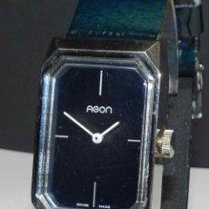 Relojes de pulsera: RELOJ AGON, SWISS MADE, VINTAGE, NOS (NEW OLD STOCK). Lote 245052195