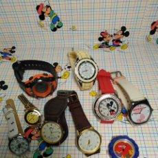 Relojes de pulsera: LOTE DE RELOJES LEER DESCRIPCION. Lote 245238485