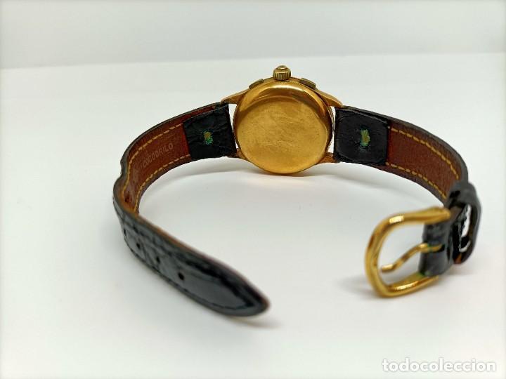 Relojes de pulsera: Reloj cronografo antiguo - Foto 7 - 245248745