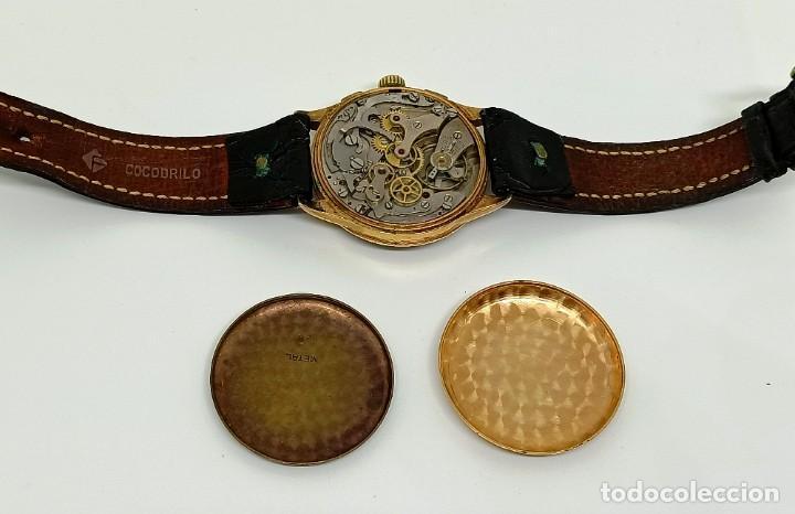 Relojes de pulsera: Reloj cronografo antiguo - Foto 13 - 245248745