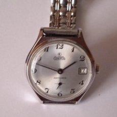 Relojes de pulsera: RELOJ CONTROL ANTICHOC CARGA MANUAL.. Lote 246321105