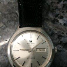 Relojes de pulsera: TISSOT ACTUALIS AUTOLUB. RAREZA AÑOS 70. Lote 246342040
