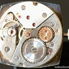 Relojes de pulsera: PATIC SWISS PLAQUE OR. Lote 246645785