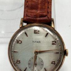 Relojes de pulsera: RELOJ CUERDA. Lote 247178765