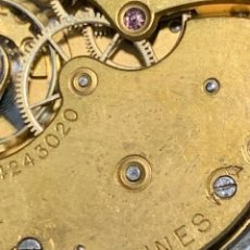 Relógios de pulso: RELOJ PULSERA LONGINES PPIO S XX NUMERADO 4243020 ADAPTADO A CAJA POSTERIOR 18X35MM. Lote 248665420