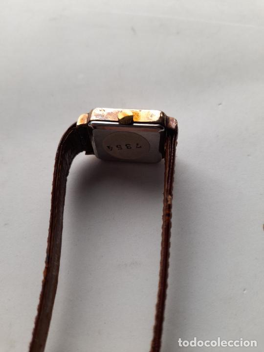 Relojes de pulsera: Reloj Marca Savar. Clásico de dama. Funcionando. - Foto 3 - 249040525