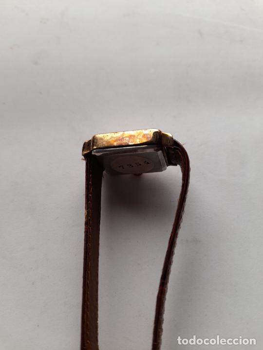 Relojes de pulsera: Reloj Marca Savar. Clásico de dama. Funcionando. - Foto 4 - 249040525