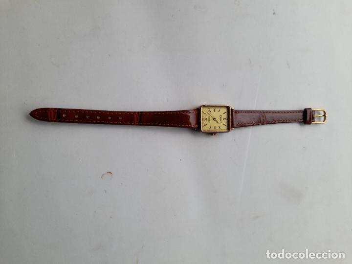 Relojes de pulsera: Reloj Marca Savar. Clásico de dama. Funcionando. - Foto 8 - 249040525
