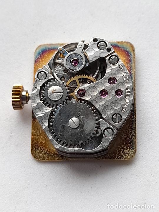 Relojes de pulsera: Reloj Marca Savar. Clásico de dama. Funcionando. - Foto 9 - 249040525