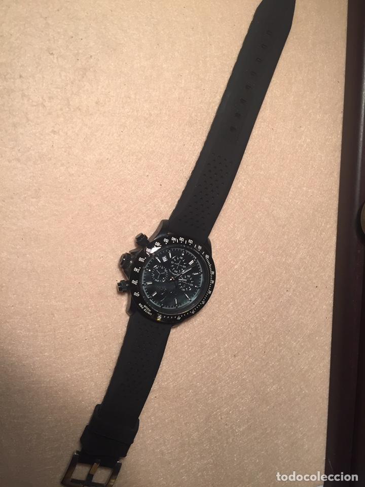 RELOJ CRONÓGRAFO ESFERA CON TONOS NÁCAR (Relojes - Pulsera Carga Manual)
