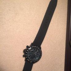 Relojes de pulsera: RELOJ CRONÓGRAFO ESFERA CON TONOS NÁCAR. Lote 249571140