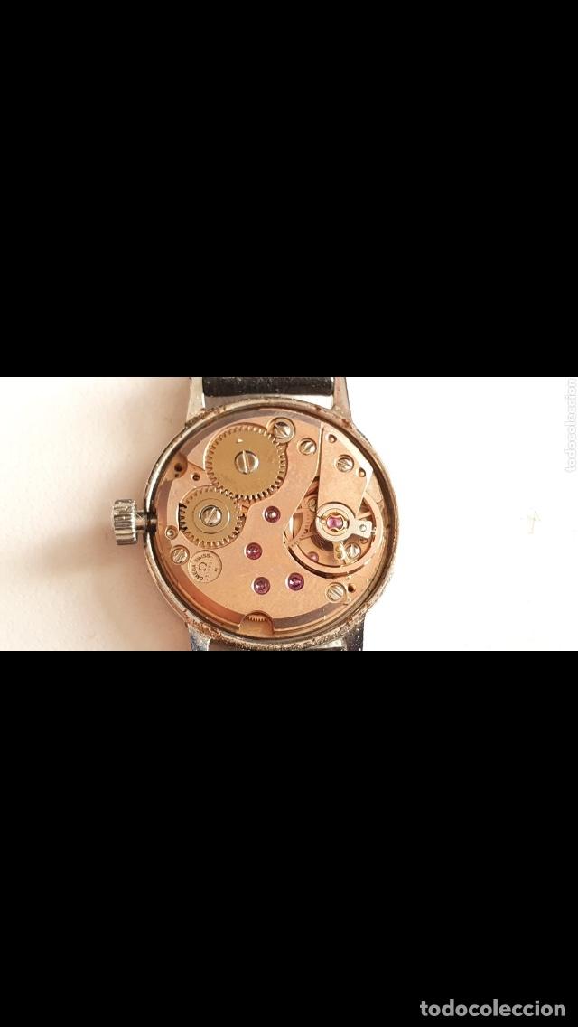 Relojes de pulsera: RELOJ CARGA MANUAL - Foto 6 - 249598080