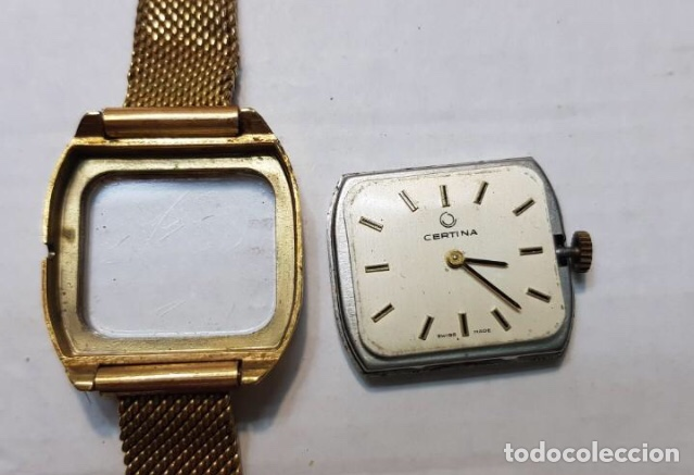 Relojes de pulsera: RELOJ CARGA MANUAL - Foto 2 - 249599135