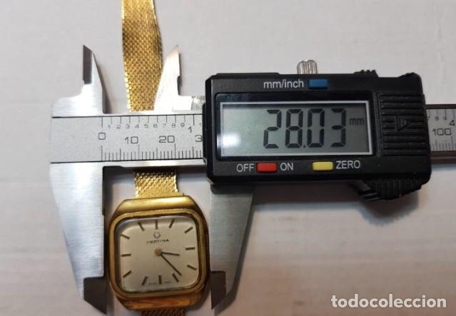 Relojes de pulsera: RELOJ CARGA MANUAL - Foto 4 - 249599135