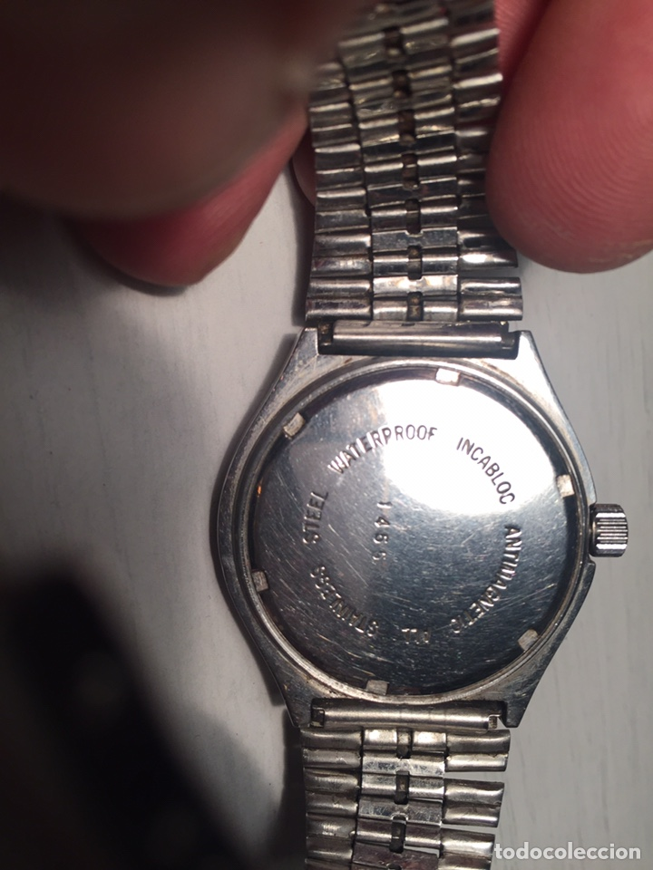 Relojes de pulsera: RELOJ CARGA MANUAL - Foto 4 - 249599260