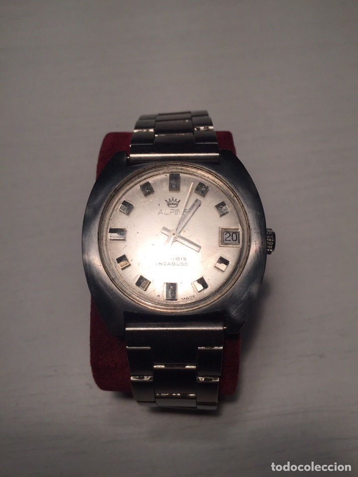 Relojes de pulsera: RELOJ CARGA MANUAL - Foto 3 - 249599295