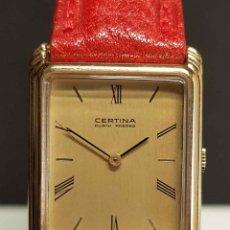 Relojes de pulsera: RELOJ CERTINA KURTH FRERES, SWISS MADE, VINTAGE, NOS (NEW OLD STOCK). Lote 250320375