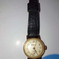 Relojes de pulsera: RELOJ CAUNY PRIMA DE LUXE AÑOS 40-50. Lote 251446840