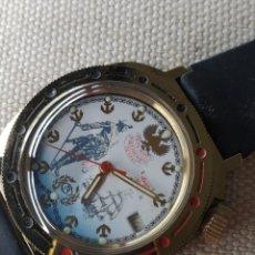 Montres-bracelets: RELOJ MECANICO RUSO VOSTOK URSS. Lote 251532505
