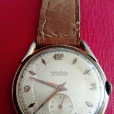 Relojes de pulsera: RELOJ RANDAL. NO FUNCIONA. Lote 252019665
