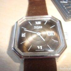 Relógios de pulso: BONITO RELOJ CARGA MANUAL TITAN , NUEVO VINTAGE FUNCIONA. Lote 252810640