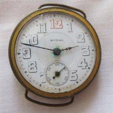 Orologi da polso: RELOJ DE CUERDA AÑOS 20 ROYAL. Lote 253136190