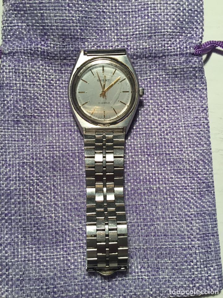 RELOJ ORIENT 17 JOYAS (Relojes - Pulsera Carga Manual)