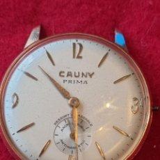 Relógios de pulso: RELOJ CAUNU PRIMA 15 RUBIS PARA REPARAR.. Lote 253899470