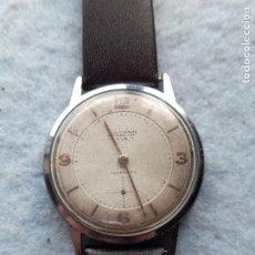 Relojes de pulsera: RELOJ MARCA SILVANA. CLÁSICO DE CABALLERO. SWISS MADE. Lote 253989065