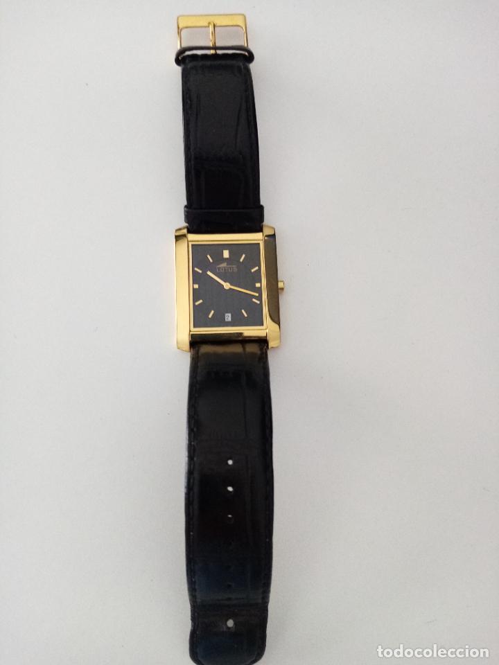 Relojes de pulsera: RELOJ DE PULSERA LOTUS CON CALENDARIO PARA HOMBRE - Foto 8 - 254167245