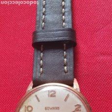 Relógios de pulso: RELOJ DUWARD 15 RUBIS FUNCIONA .MIDE 34 MM DIAMETRO. Lote 254499640