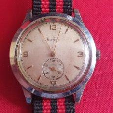 Relógios de pulso: RELOJ PERFINE FUNCIONA.MIDE 38 MM DIAMETRO. Lote 254503030