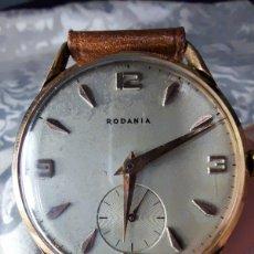 Relojes de pulsera: RELOJ RODANIA AÑOS 50. Lote 254559290