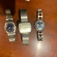 Relojes de pulsera: RELOJES PULSERA VINTAGE BO RA DO TISSOT STYLIST CAPRI SPORT. Lote 255010120