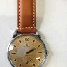 Relojes de pulsera: CYMA CAL. 586.. Lote 255374385