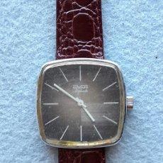 Relógios de pulso: RELOJ MARCA DUWARD DIPLOMATIC. CLÁSICO DE CABALLERO. SWISS MADE.. Lote 255429625