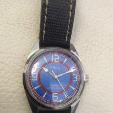 Relojes de pulsera: RELOJ MECÁNICO ORIS ORIGINAL AÑOS 70. Lote 255557730