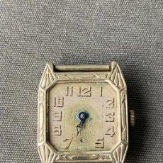 Relojes de pulsera: ANTIGUO RELOJ DE PULSERA EN ESTADO AVERIADO. Lote 255937590