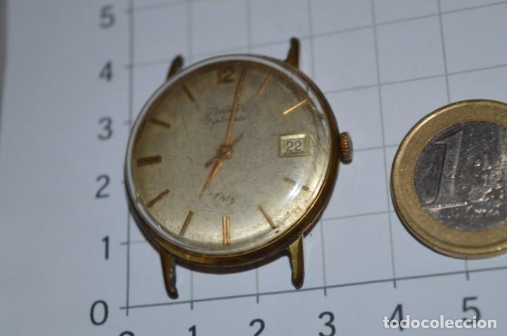 Relojes de pulsera: Vintage RELOJ PULSERA - DUWAR Orly / Made In SWISS / 17 RUBIS - Carga manual, funciona - ¡Mira! - Foto 2 - 256135875