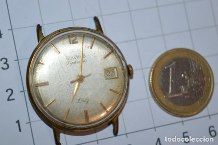 Relojes de pulsera: Vintage RELOJ PULSERA - DUWAR Orly / Made In SWISS / 17 RUBIS - Carga manual, funciona - ¡Mira! - Foto 3 - 256135875