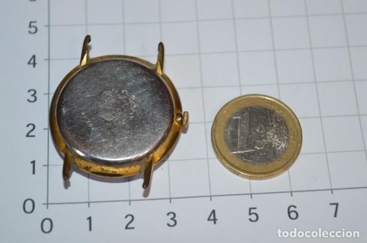 Relojes de pulsera: Vintage RELOJ PULSERA - DUWAR Orly / Made In SWISS / 17 RUBIS - Carga manual, funciona - ¡Mira! - Foto 5 - 256135875