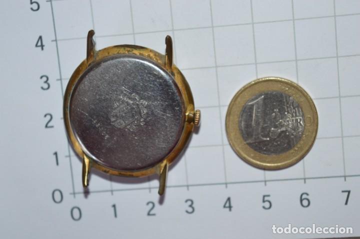 Relojes de pulsera: Vintage RELOJ PULSERA - DUWAR Orly / Made In SWISS / 17 RUBIS - Carga manual, funciona - ¡Mira! - Foto 6 - 256135875