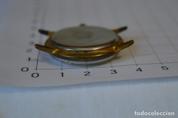 Relojes de pulsera: Vintage RELOJ PULSERA - DUWAR Orly / Made In SWISS / 17 RUBIS - Carga manual, funciona - ¡Mira! - Foto 7 - 256135875
